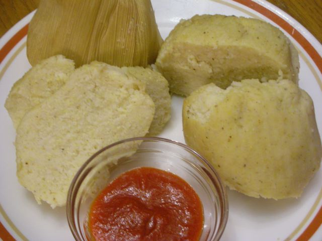 Betumiblog recipe 12 kenkey ghana 39 s challenge to polenta for Authentic african cuisine from ghana